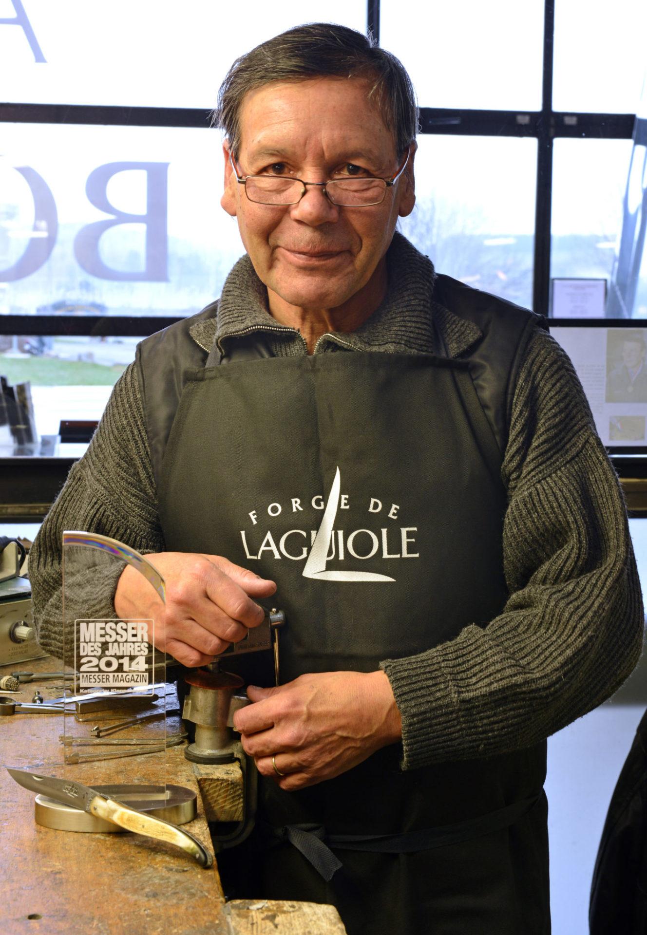 Virgilio Muñoz Caballero, Meilleur ouvrier de France