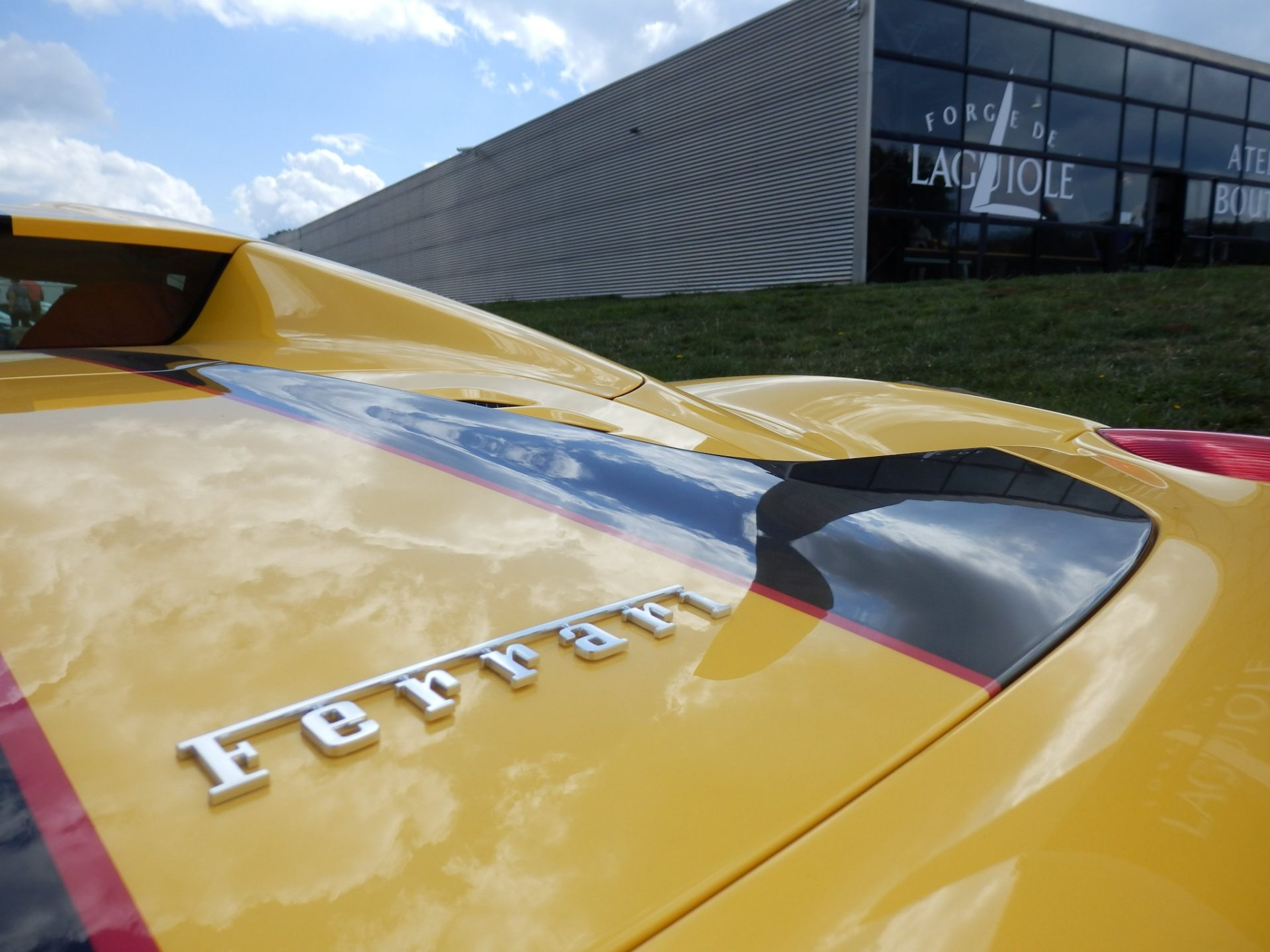 Ferrari-laguiole