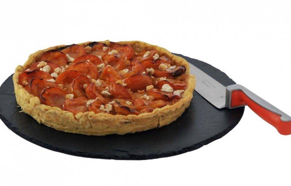 Une pelle à tarte d'exception imaginée par Pierre Hermé et Matali Crasset pour Forge de Laguiole.