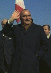 Georges Pompidou 1973