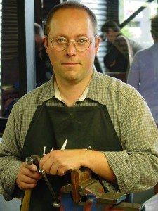 Stéphane Rambaud, Meilleur Ouvrier de France.