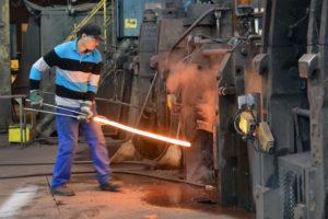 Les aciéries de Bonpertuis, maître de forge pour Forge de Laguiole.