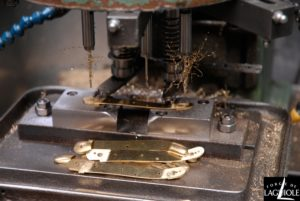 fabrication couteau laguiole