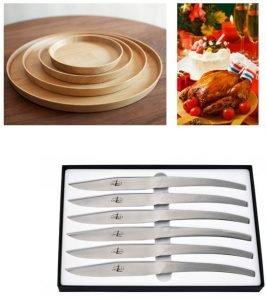 Captura - Laguiole et style japonais pour table exotique