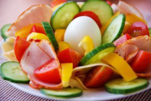 laguiole et légumes oubliés