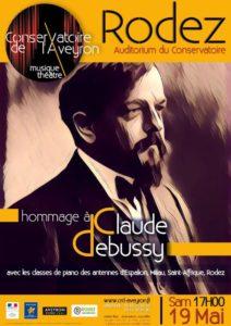 centenaire Debussy en Aubrac