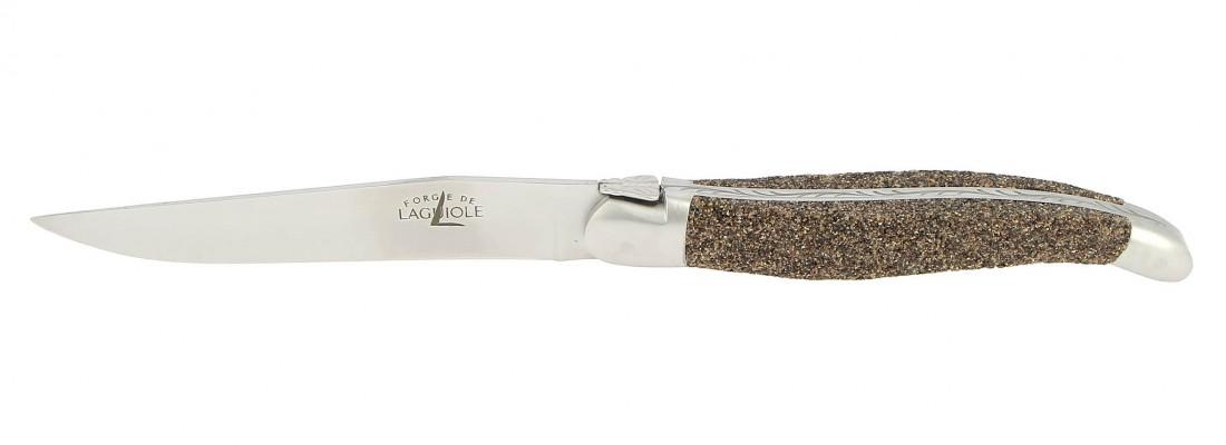 couteau laguiole sable de la Selves