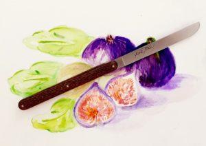 Couteau de table laguiole Andrée Putman