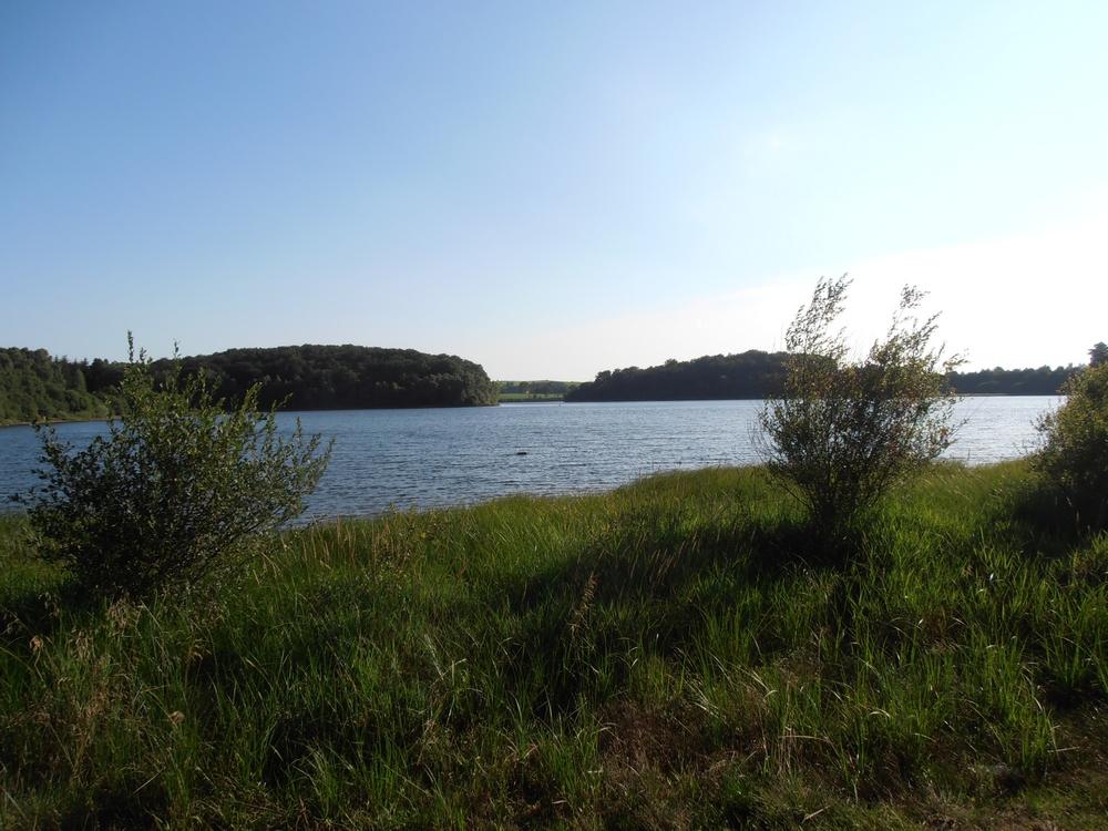 visiter le lac de Galens près de Laguiole