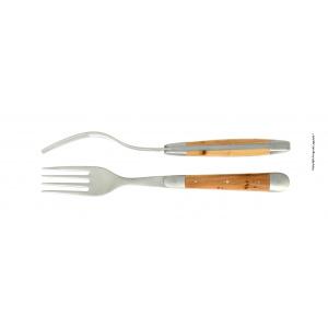 Acheter fourchettes bois Forge de Laguiole
