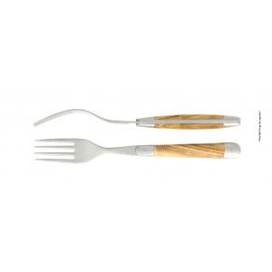 Acheter fourchette bois Forge de Laguiole