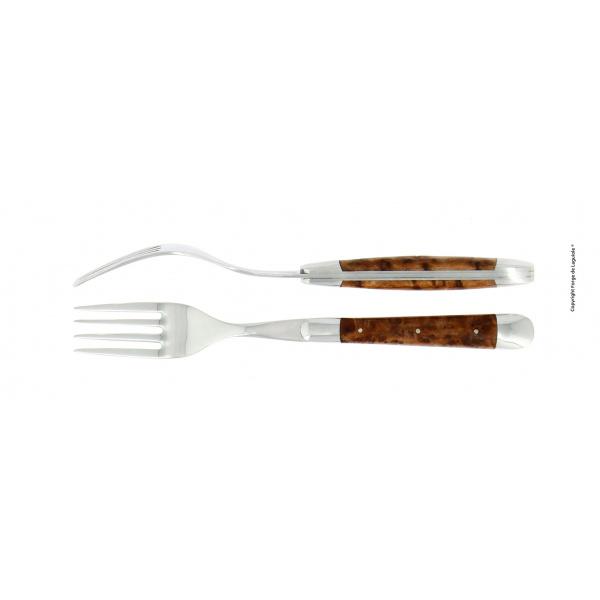 Acheter coffret fourchettes Forge de Laguiole