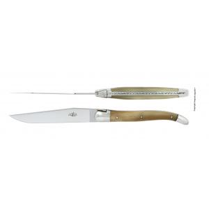 Acheter couteaux Laguiole en corne