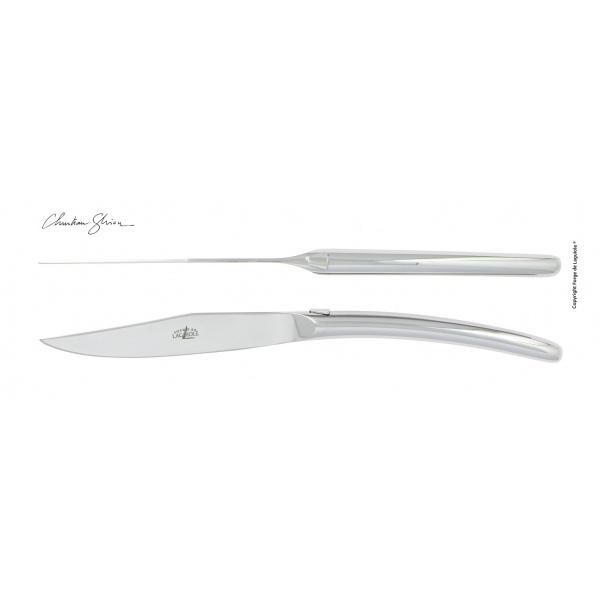 Acheter couteaux de table design Christian Ghion Forge de Laguiole