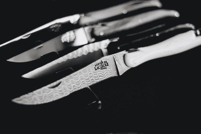 Acheter un couteau Laguiole à Conques