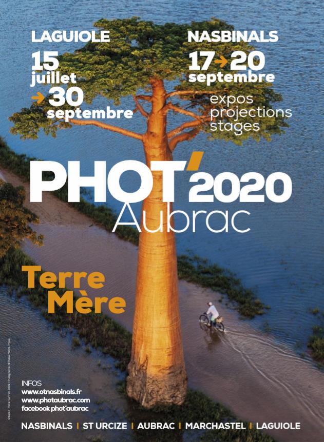 programme complet des expositions photos en Aubrac
