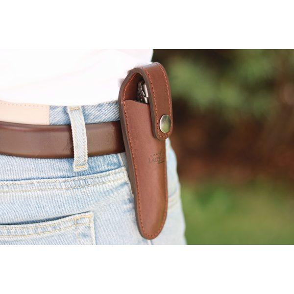 Aubrac C 4 - Leather case - Aubrac
