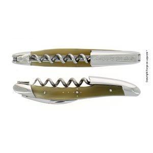 Couteau de Sommelier en corne claire