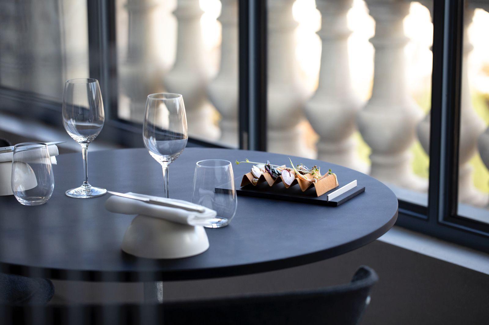 couteaux de table Halle aux Grains fabriqués par Forge de Laguiole