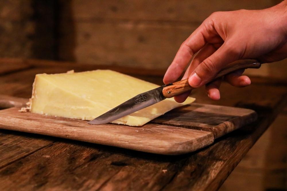 nouveau couteau de poche Forge de Laguiole